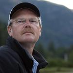 Darrel Calen sets out at 6:00-am, Gold River, BC
